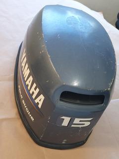 Tapa Para Motor De 15hp Yamaha 4 Tiempos