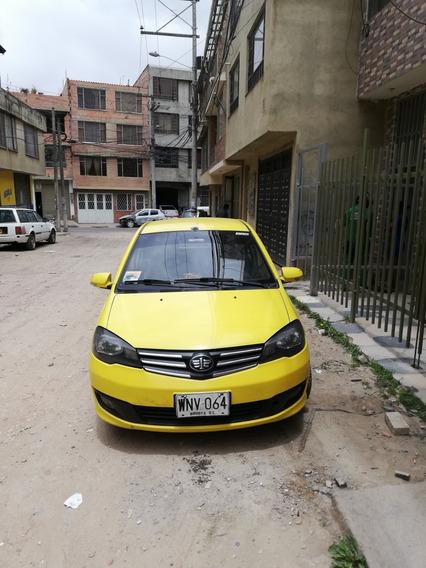 Faw Taxi Bogotá Faw V5