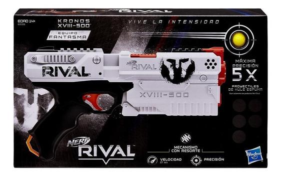 Lanzador Nerf Rival Kronos Xviii-500