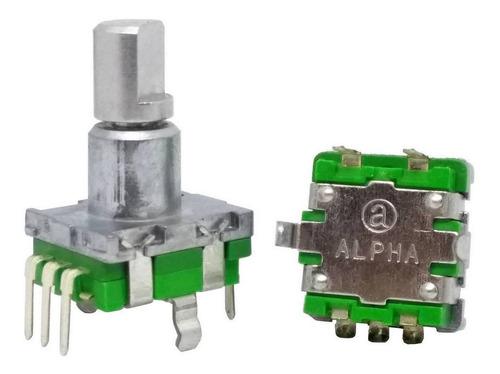 Imagem 1 de 1 de Potenciômetro Encoder Chave Mesa Behringer Alpha Original