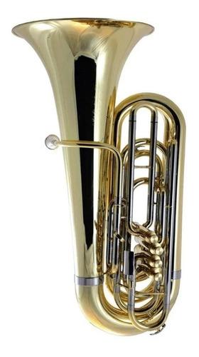 Imagem 1 de 1 de Tuba Weingrill Nirschl Wntu3 Sib 4 Pistos Nova Com Garantia