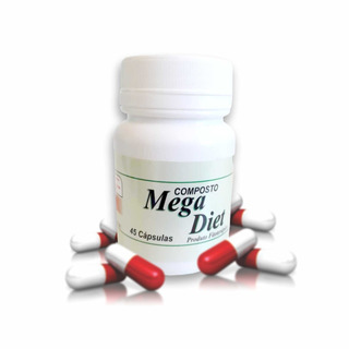 Emagrecedor Mega Diet Original