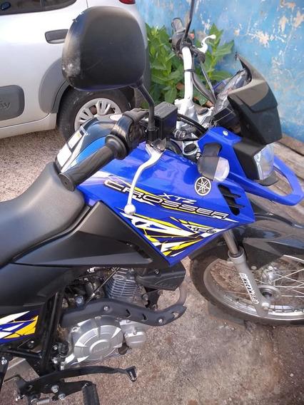 Yamaha Xtz Crosser 150 Flex