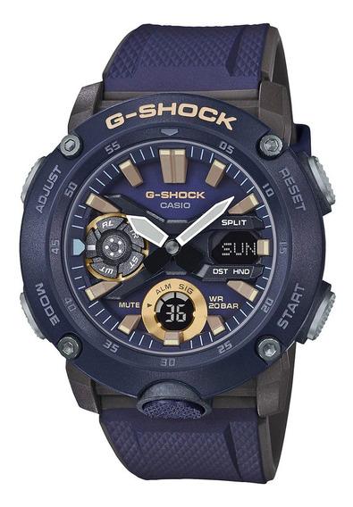 Reloj Casio G-shock Carbono Ga20002acr Original E-watch
