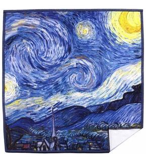 Paño Limpia Gafas 20 Cm La Noche Estrellada Van Gogh