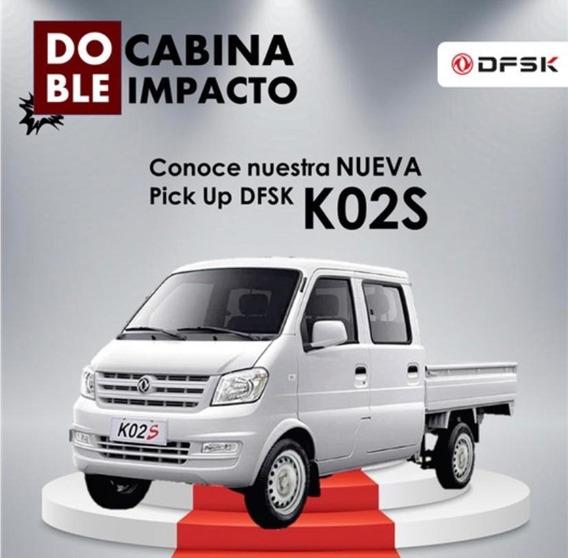 K02s Doble Cabina