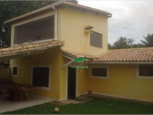 Casa Com 4 Dormitórios À Venda, 300 M² Por R$ 1.200.000,00 - Estrada Do Coco - Lauro De Freitas/ba - Ca0184