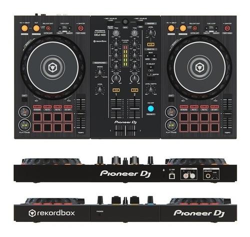 Controlador Para Dj Ddj400 Pioneer Controladora Ddj400