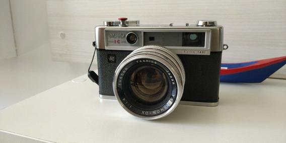 Câmera Yashica Lynx E1.4