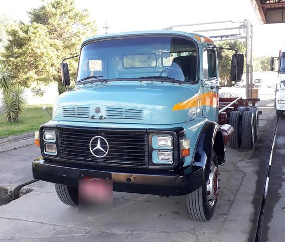 Mercedes-benz 1318 Reduzido Truck