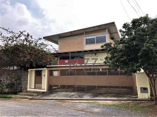 Casa Com 3 Dormitórios No Miolo Da Granja À Venda, 344 M² Por R$ 1.190.000 - Vila Santo Antônio - Cotia/sp - Ca7547