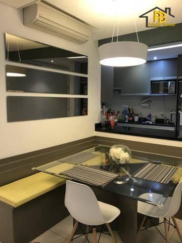 Apartamento Para Alugar, 92 M² Por R$ 3.300,00/mês - Ponta Da Praia - Santos/sp - Ap0294
