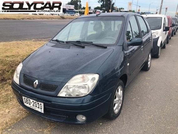 Renault Scénic Ii Privilege - Excelente Estado! Oportunidad