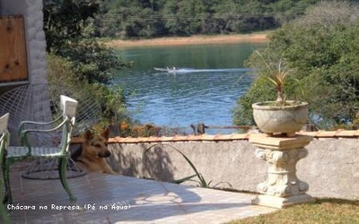 Represa Para Venda Em Bragança Paulista, Chácara Represa (pé Na Água), 3 Dormitórios, 2 Suítes, 5 Banheiros, 15 Vagas - 900