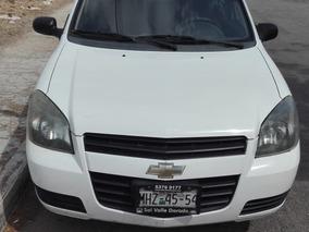 Chevrolet Tipo Chevy 2011 1.6 Base Ac Dh Y Radio, 3 Puertas.