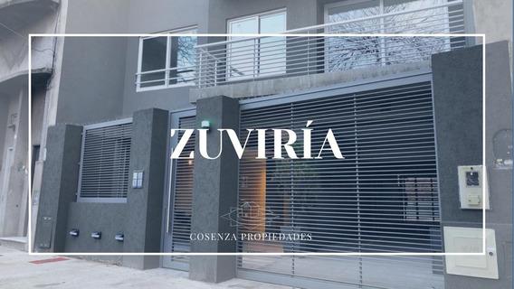 Luminoso Monoambiente En Alquiler En Caballito - Zuviria Al 300
