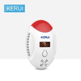 Kerui Cd17w Sem Fio Co Gas Sensor Led Digital Exibição