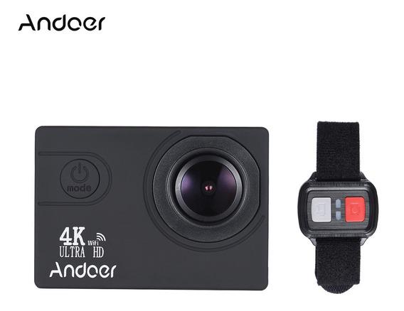 Andoer An4000 4k 30fps 16mp Wi-fi Ação Esportes Câmera 1080p