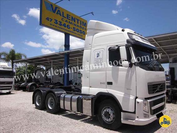 Volvo Fh 540 - Globetrotter - Traçado 6x4 - I-shift - 2014