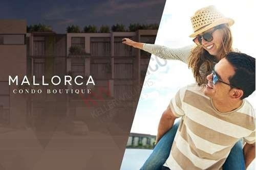 Mallorca Condo Boutique, Departamento 205, Excelente Ubicación