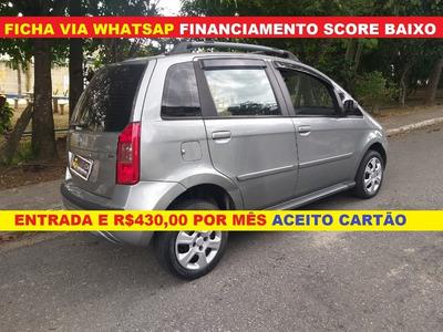 Financiamento Com Score Baixo Financio Fiat Idea Completa-ar