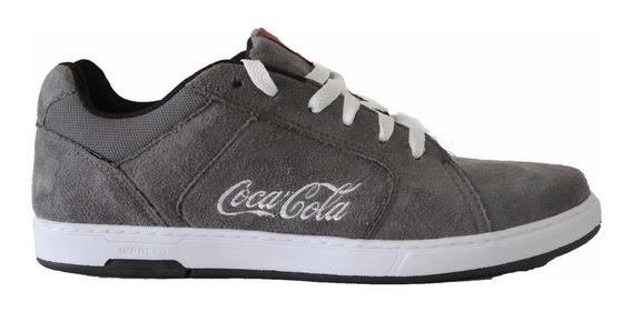Coca Cola Tênis Masculino Bordado Lançamento Frete Grátis
