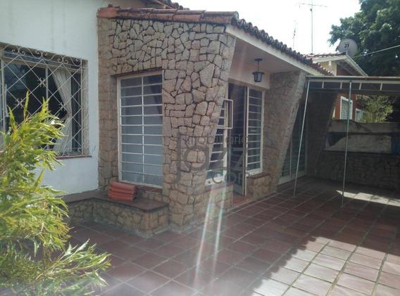 Oportunidade! Casa Com 3 Dormitórios À Venda, 220 M² Por R$ 550.000 - Taquaral - Campinas/sp - Ca5368