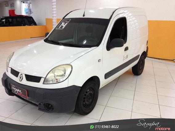 Renault Kangoo Express Hi-flex 1.6 16v Flex 2014/2014