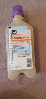 Dieta Osmolite Plus Hn Kit C/ 12 Unidade De 1 Litro Cda