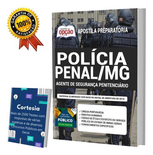 Apostila Concurso Polícia Penal Mg - Agente Penitenciário
