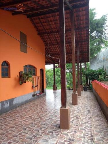 Chácara Com 3 Dormitórios À Venda, 2675 M² Por R$ 430.000 - Recanto Boa Vista - Igaratá/sp - Ch0128