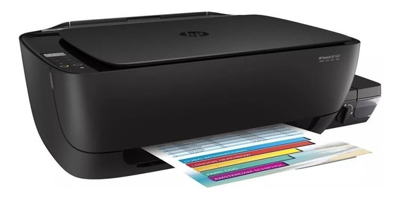 Impressora Hp Deskjet Gt 5822 All-in-one Ler Anuncio