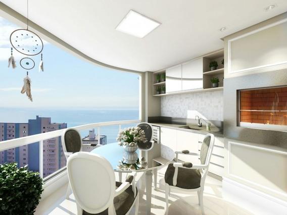 Apartamento Em Centro, Itapema/sc De 194m² 4 Quartos À Venda Por R$ 1.149.000,00 - Ap255840