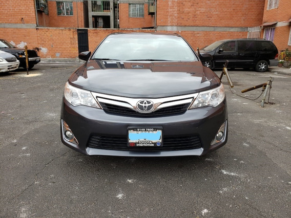 Toyota Camry 3.5 Xle V6 Aa Qc. Piel At. 2012