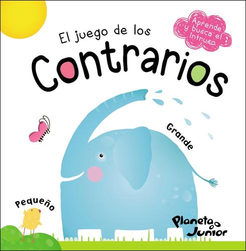 Imagen 1 de 1 de Aprende Y Busca El Intruso - El Juego De Los Contrarios