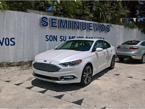 Ford Fusion Titanium 2018 Seminuevos