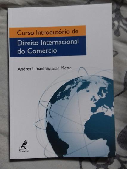 Livro Direito Internacional Do Comércio