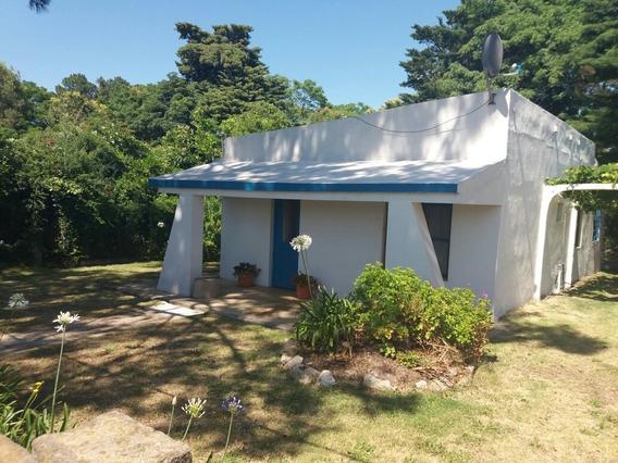 Casa De 4 Dormitorios Con Fondo Arbolado En Zona Tranquila