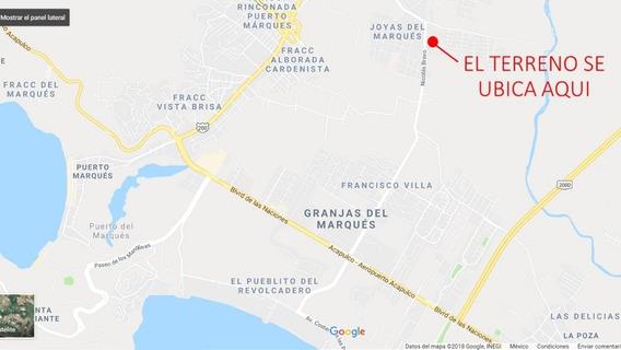 Venta O Renta, Terreno En Acapulco, Llano Largo