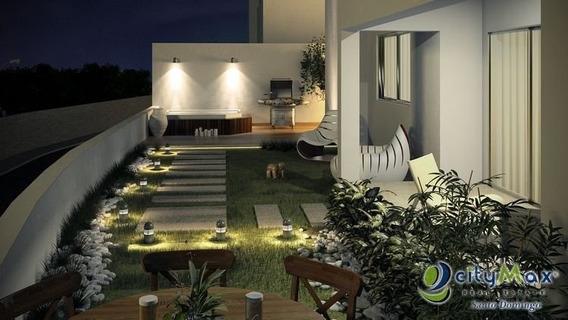 Casa En Venta En Cuesta Hermosa Ii, Arroyo Hondo Santo Domin