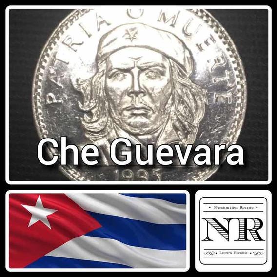 Cuba - 3 Pesos - Año 1995 - Km #346 A - Che Guevara
