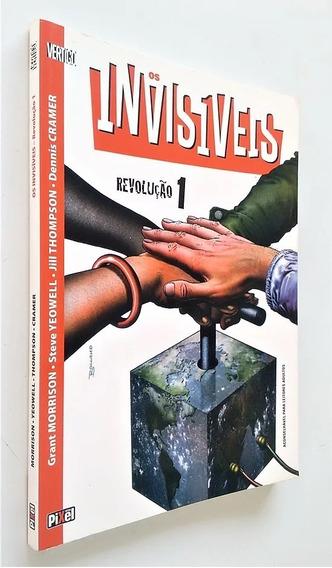 Os Invisíveis - Revolução 1 - Grant Morrison