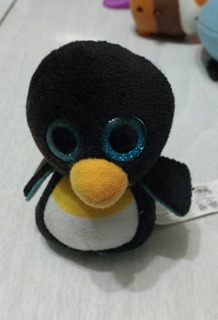 Mascota Teenie Beanie Boos Mc Donalds 2017 Pinguino