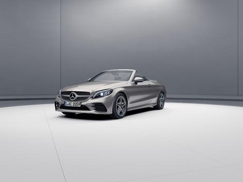 Mercedes Benz Amg Clase C Cabrio 2.0 C300 Coupe 258cv Cabrio
