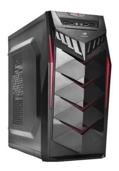 Computador Novo Gabinete Gamer Fx6100, Rx 470, 16gb, Ssd256
