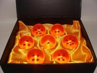 Caja De Esferas Del Dragon Dragon Ball Z Dbz Dbs
