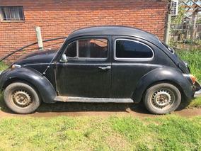 Volkswagen Fusca Aleman Año 62