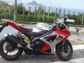 Suzuki Srad 2008 Moto Muito Nova 3 Mod De Pilotagem 26mil