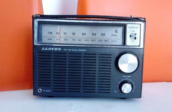 Radio Antigo Lloyd