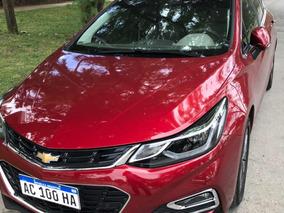 Chevrolet Cruze 1.4 Ltz At 153cv 2017